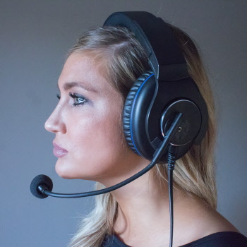 The INRAD W1 headset